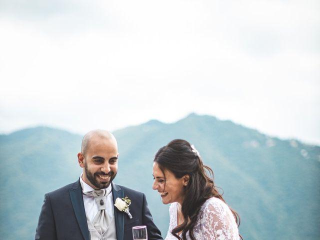 Il matrimonio di Ibrahim e Sabrina a Cernobbio, Como 200