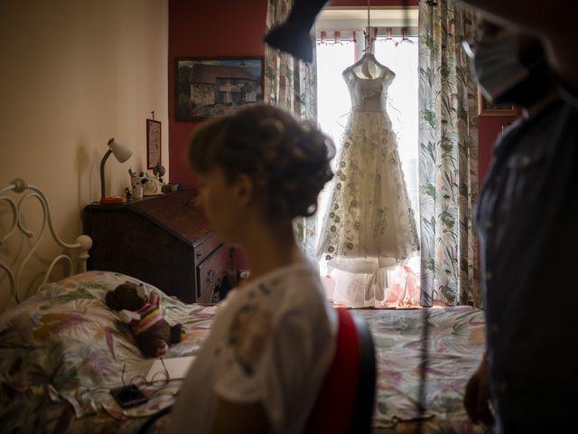Il matrimonio di Luca e Francesca a Centallo, Cuneo 1