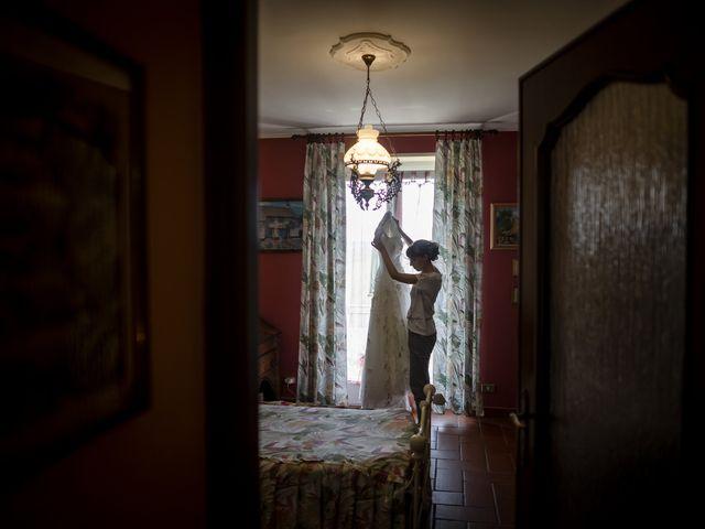 Il matrimonio di Luca e Francesca a Centallo, Cuneo 9