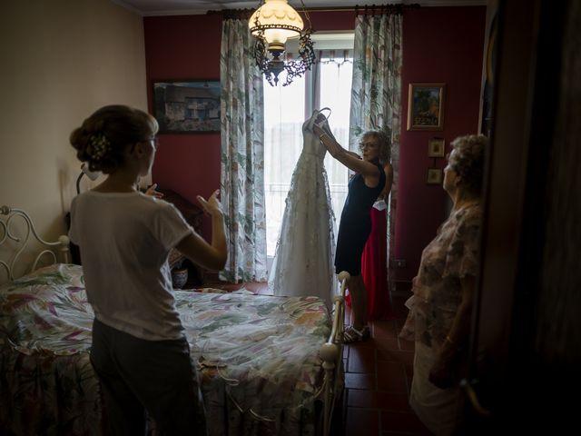 Il matrimonio di Luca e Francesca a Centallo, Cuneo 13
