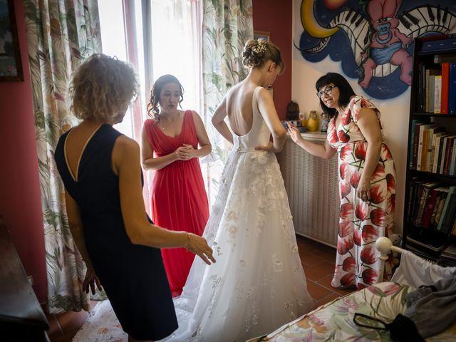 Il matrimonio di Luca e Francesca a Centallo, Cuneo 15