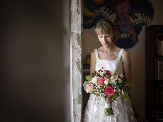 Il matrimonio di Luca e Francesca a Centallo, Cuneo 16