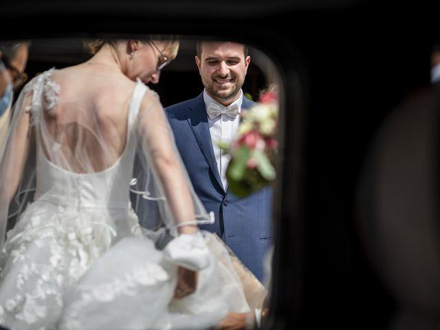 Il matrimonio di Luca e Francesca a Centallo, Cuneo 35