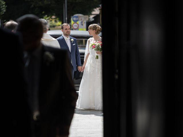 Il matrimonio di Luca e Francesca a Centallo, Cuneo 36