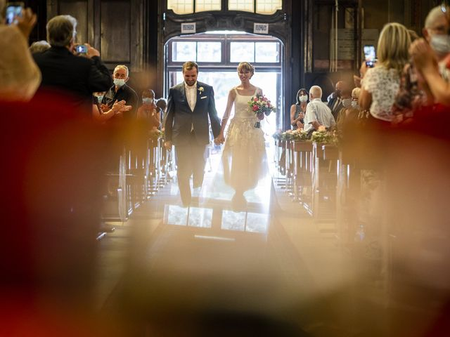 Il matrimonio di Luca e Francesca a Centallo, Cuneo 38