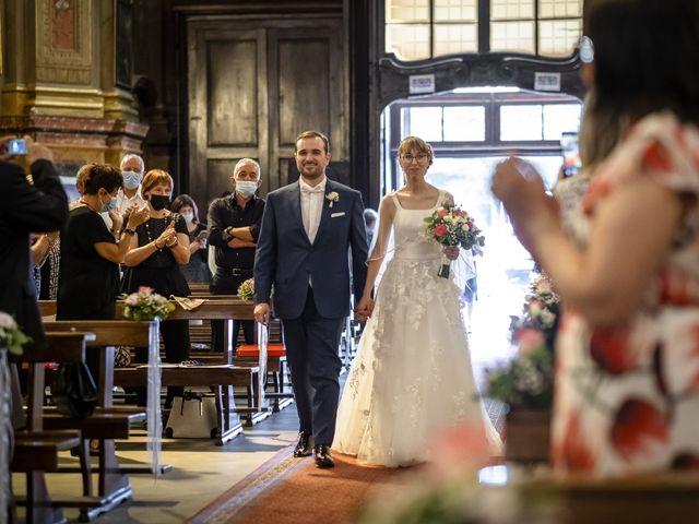 Il matrimonio di Luca e Francesca a Centallo, Cuneo 39