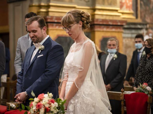 Il matrimonio di Luca e Francesca a Centallo, Cuneo 40
