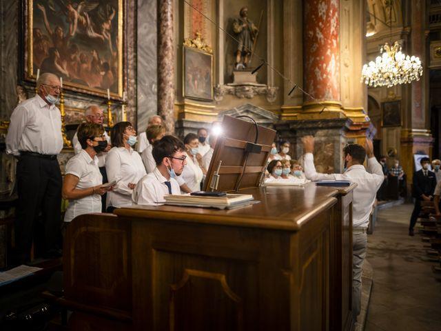 Il matrimonio di Luca e Francesca a Centallo, Cuneo 42