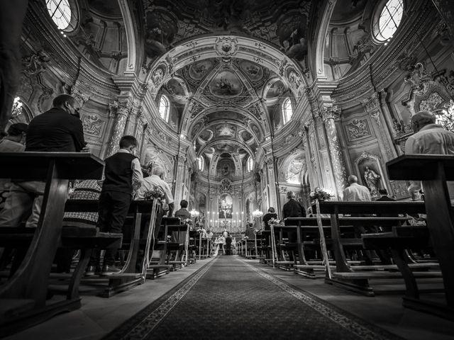 Il matrimonio di Luca e Francesca a Centallo, Cuneo 43