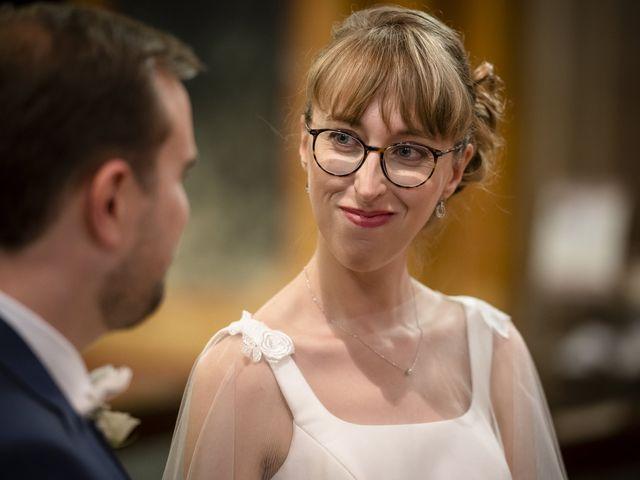 Il matrimonio di Luca e Francesca a Centallo, Cuneo 46