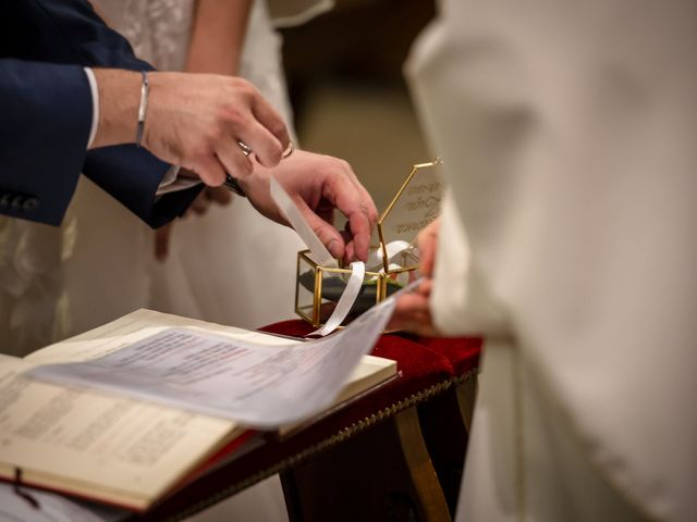 Il matrimonio di Luca e Francesca a Centallo, Cuneo 47