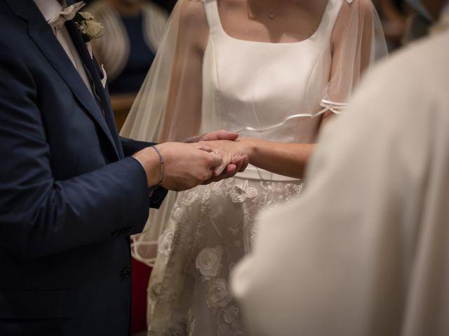 Il matrimonio di Luca e Francesca a Centallo, Cuneo 48