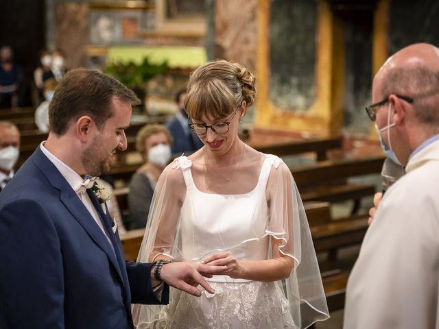 Il matrimonio di Luca e Francesca a Centallo, Cuneo 50