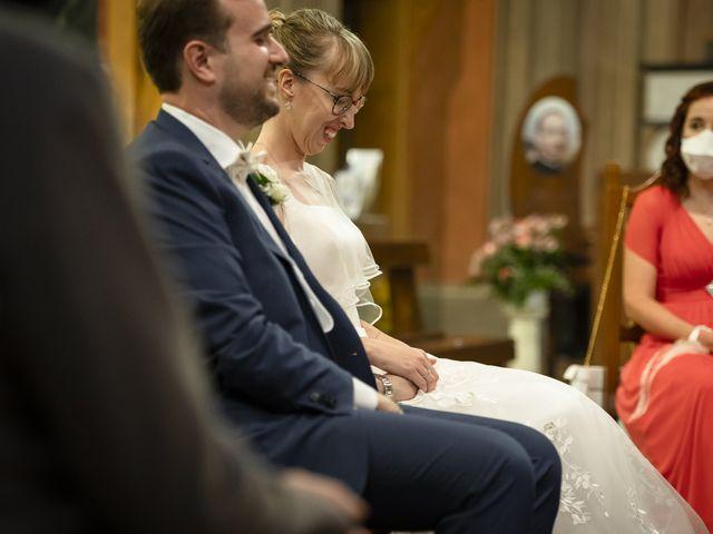Il matrimonio di Luca e Francesca a Centallo, Cuneo 51