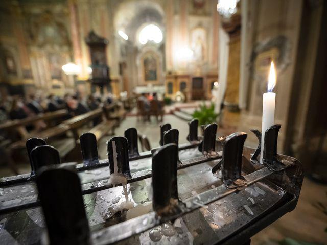 Il matrimonio di Luca e Francesca a Centallo, Cuneo 54