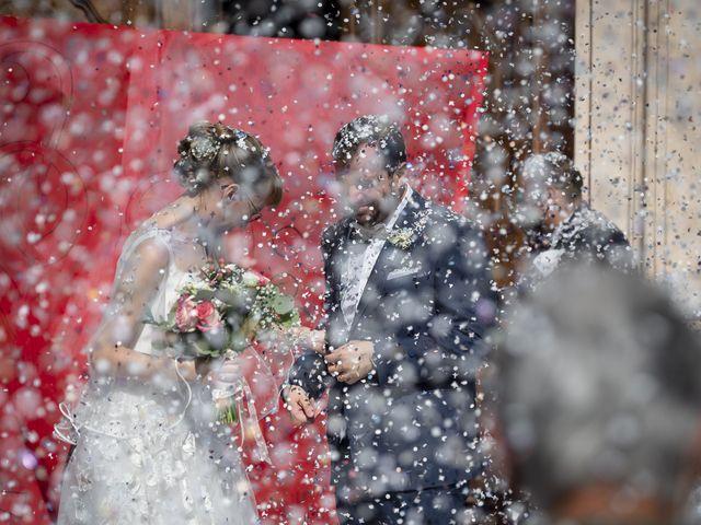 Il matrimonio di Luca e Francesca a Centallo, Cuneo 57