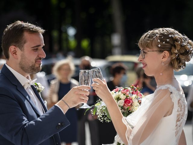 Il matrimonio di Luca e Francesca a Centallo, Cuneo 59