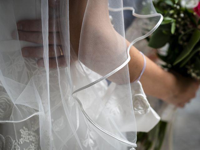 Il matrimonio di Luca e Francesca a Centallo, Cuneo 64