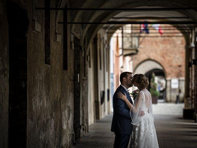 Il matrimonio di Luca e Francesca a Centallo, Cuneo 67