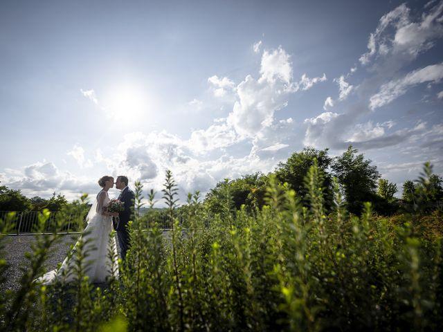 Il matrimonio di Luca e Francesca a Centallo, Cuneo 69