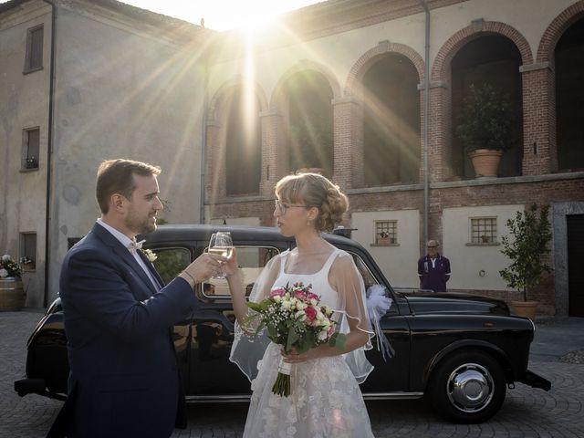 Il matrimonio di Luca e Francesca a Centallo, Cuneo 71