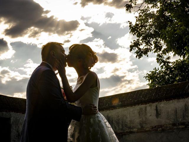 Il matrimonio di Luca e Francesca a Centallo, Cuneo 75