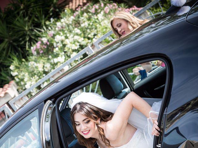 Il matrimonio di Davide e Stefania a Quartu Sant'Elena, Cagliari 6