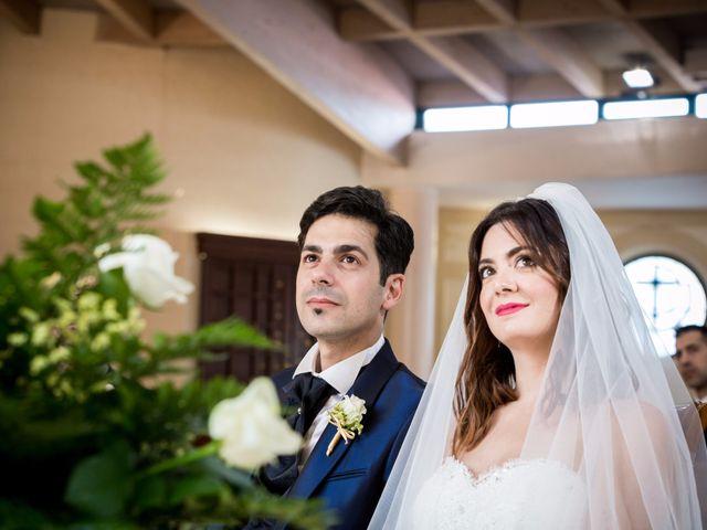 Il matrimonio di Davide e Stefania a Quartu Sant'Elena, Cagliari 13