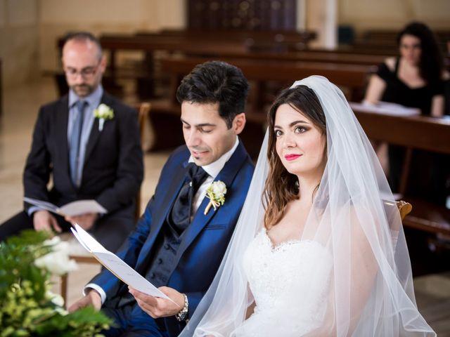 Il matrimonio di Davide e Stefania a Quartu Sant'Elena, Cagliari 15