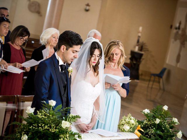 Il matrimonio di Davide e Stefania a Quartu Sant'Elena, Cagliari 16