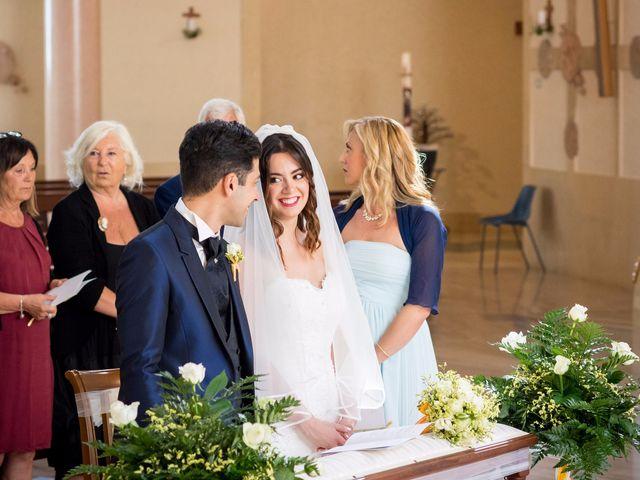 Il matrimonio di Davide e Stefania a Quartu Sant'Elena, Cagliari 18