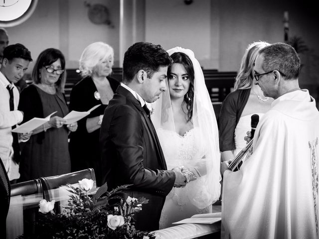 Il matrimonio di Davide e Stefania a Quartu Sant'Elena, Cagliari 19