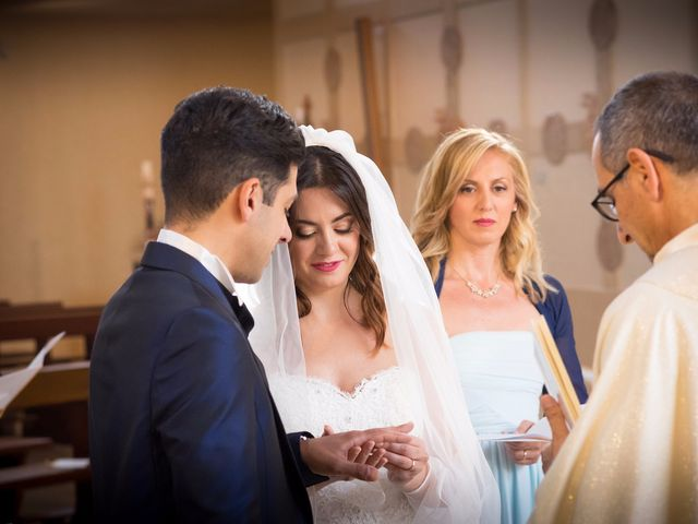 Il matrimonio di Davide e Stefania a Quartu Sant'Elena, Cagliari 22