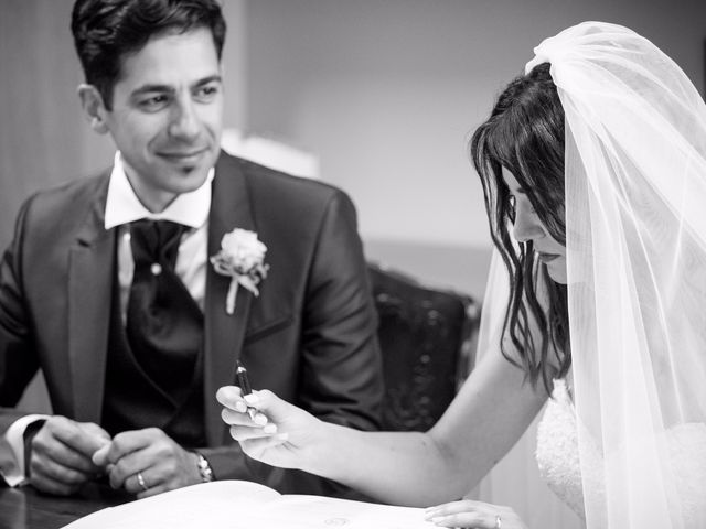 Il matrimonio di Davide e Stefania a Quartu Sant'Elena, Cagliari 28