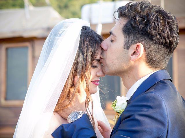 Il matrimonio di Davide e Stefania a Quartu Sant'Elena, Cagliari 40