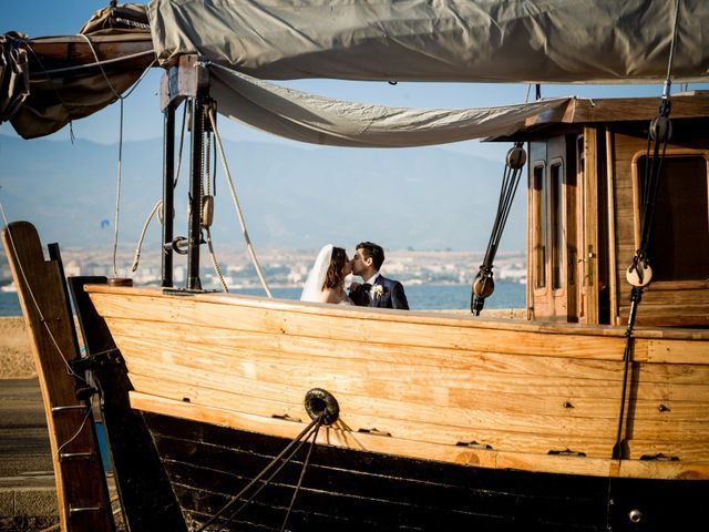 Il matrimonio di Davide e Stefania a Quartu Sant'Elena, Cagliari 47