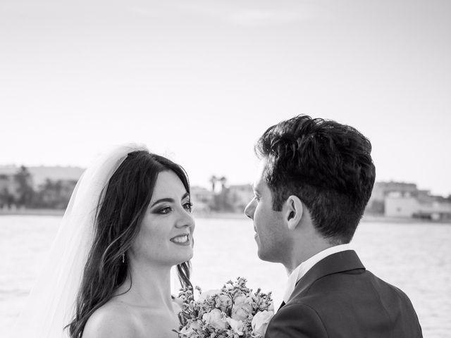 Il matrimonio di Davide e Stefania a Quartu Sant'Elena, Cagliari 52