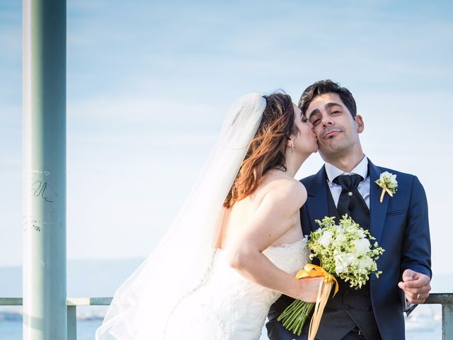 Il matrimonio di Davide e Stefania a Quartu Sant'Elena, Cagliari 54