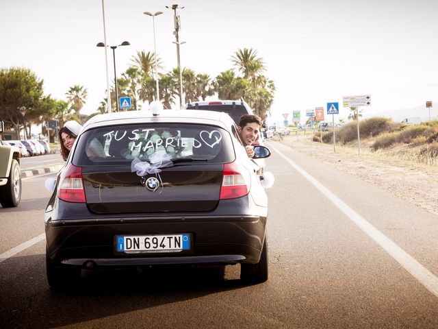 Il matrimonio di Davide e Stefania a Quartu Sant'Elena, Cagliari 34