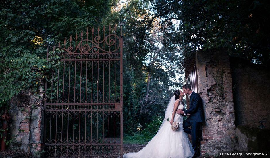 Il matrimonio di Simone e Arianna a Sarzana, La Spezia