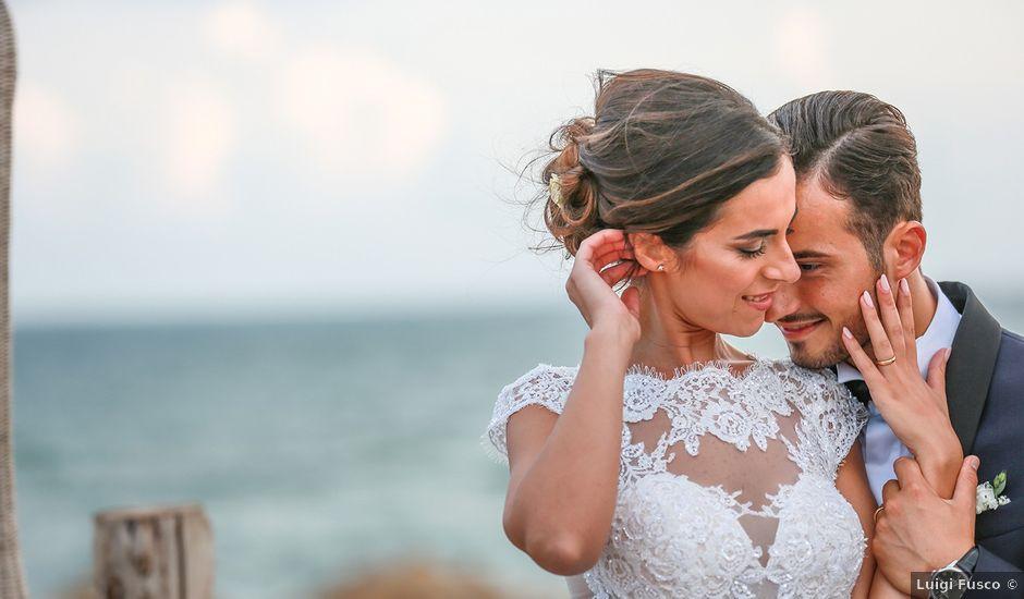 Il matrimonio di Sabatino e Katia a Trentola-Ducenta, Caserta