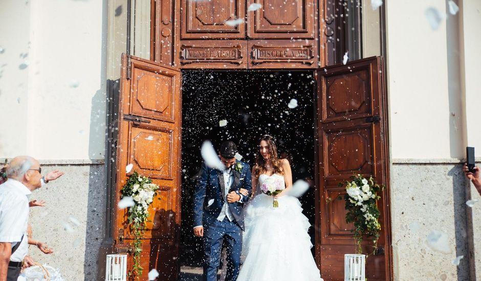 Il matrimonio di Giuseppe e Veronica a Sarnico, Bergamo