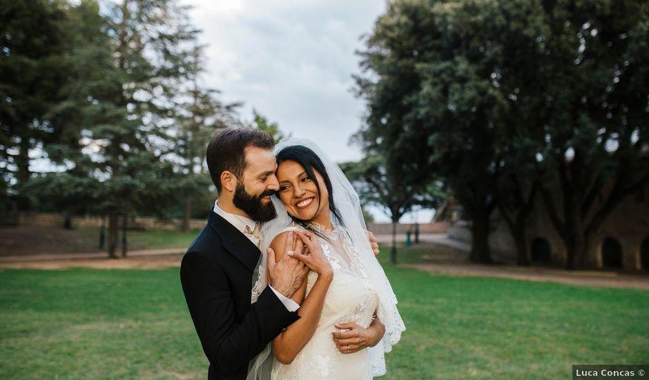 Il matrimonio di Alessio e Maria Sole a Castelraimondo, Macerata