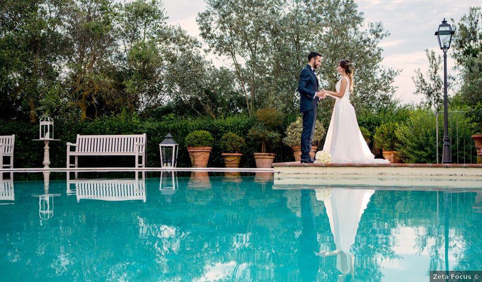 Il matrimonio di Marco e Valentina a Signa, Firenze