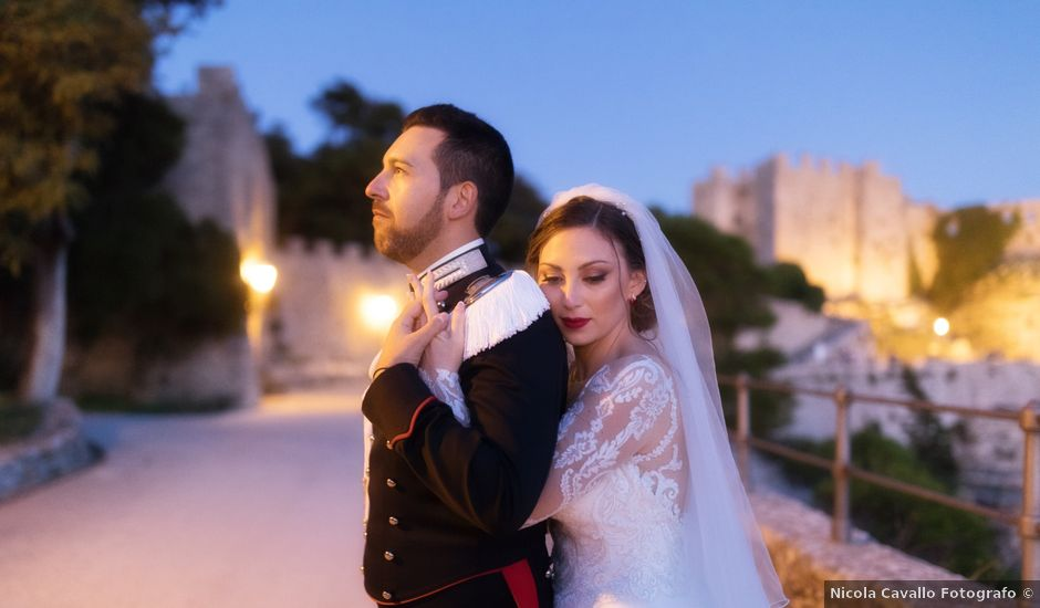 Il matrimonio di Cristina e Giuseppe a Trapani, Trapani