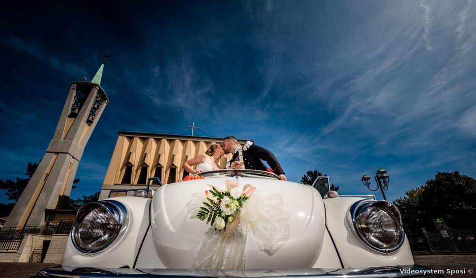 Il matrimonio di Eleonora e Emanuele a Avezzano, L'Aquila