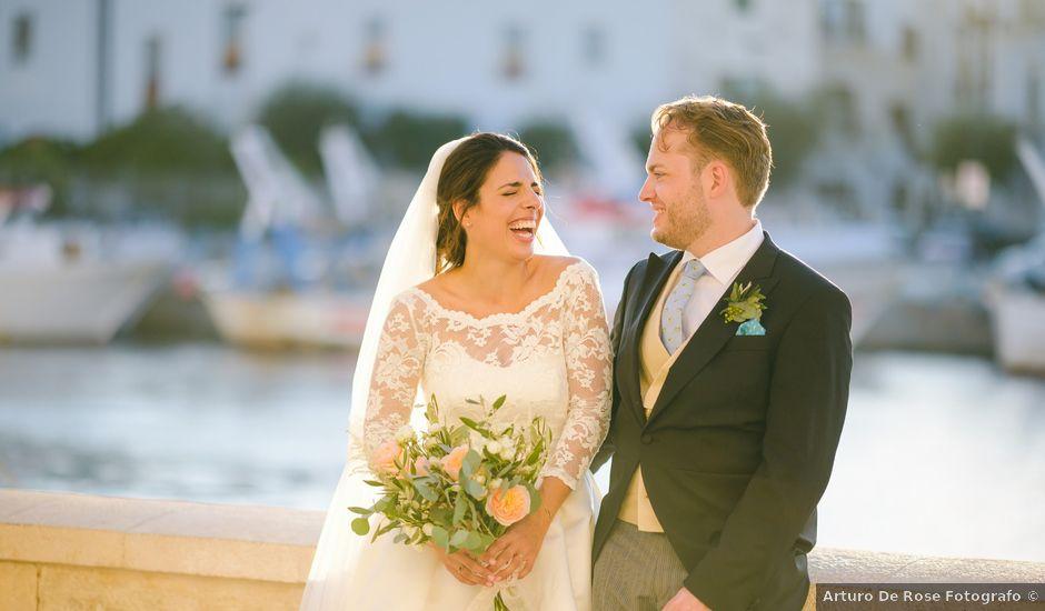 Il matrimonio di Janine e Florian a Fasano, Brindisi