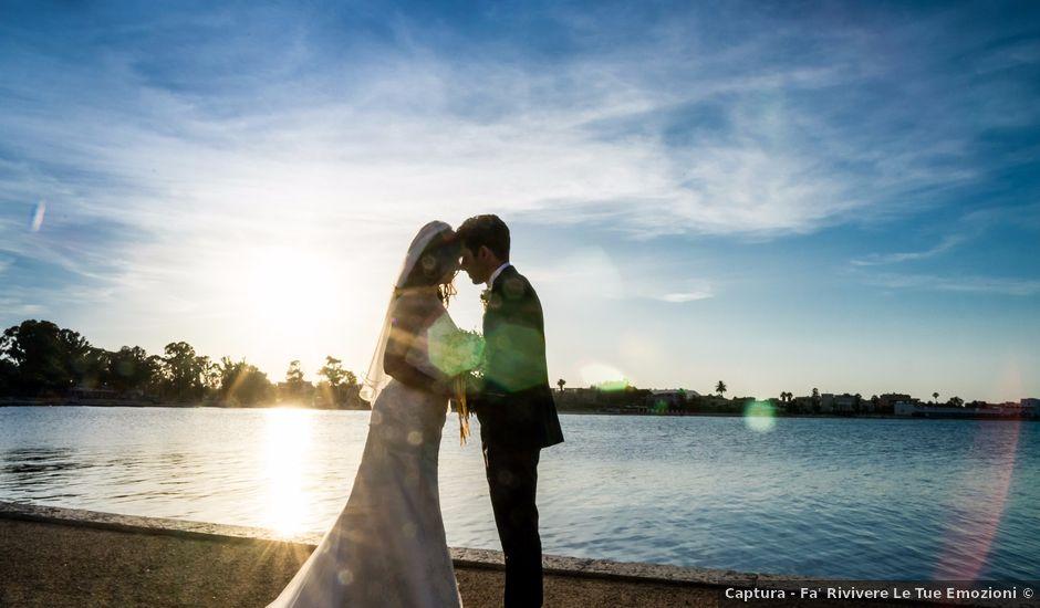Il matrimonio di Davide e Stefania a Quartu Sant'Elena, Cagliari