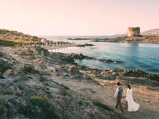 Le nozze di Karin e Bernhard