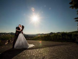 Le nozze di Tania e Mattia